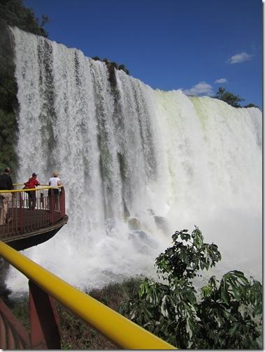 Cataratas do Iguaçu Brasil Garganta do Diabo