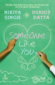 Someone like you by durjoy datta and nikita singh novel ebook