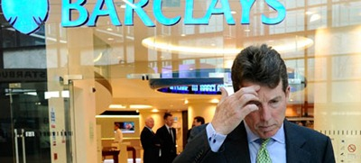 Barclays boss Bob Diamond