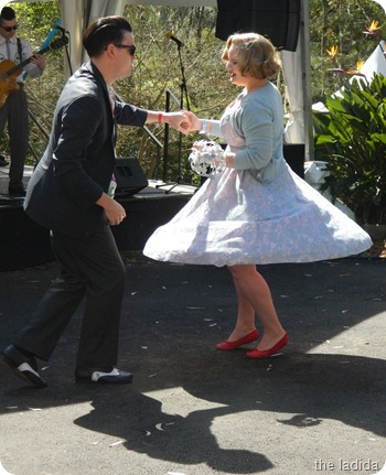 Fifties Fair Dance