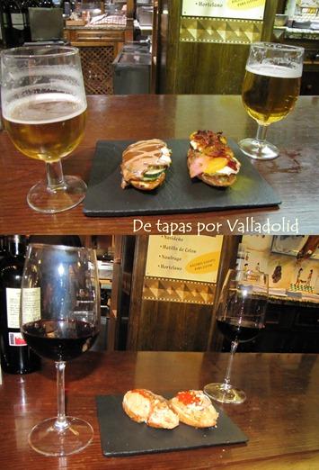 Valladolid tapas