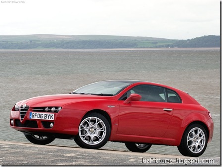 Alfa Romeo Brera UK Version11