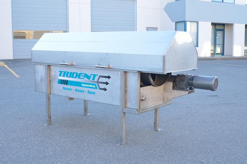 Trident 600 manure conditioner