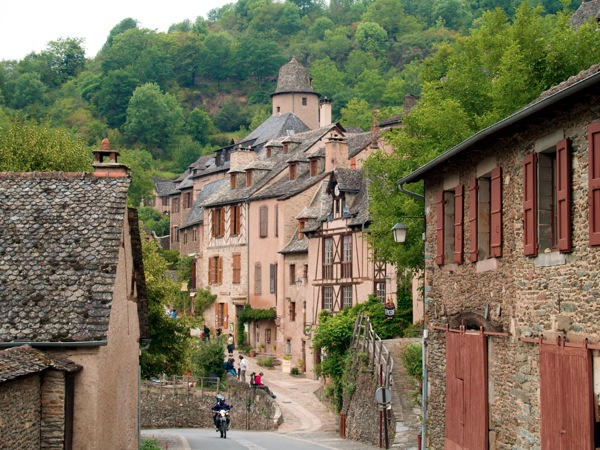 2011 07 28 Voyage France Village de Conques