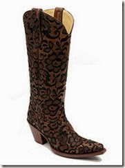 Corral Lace Embroidered Cowboy Boots