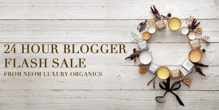 Neom blogger flash sale