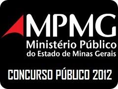 concursos - edital concurso MPE-MG 2012