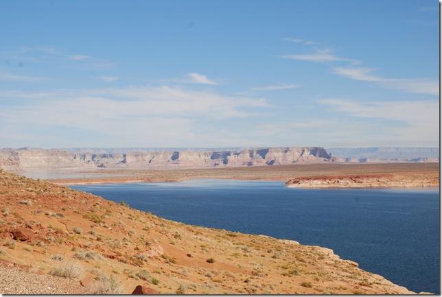 10-31-11 C Glen Canyon Dam NRA Wahweap Area 014
