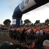 Triathlon Almere. NK Long distance