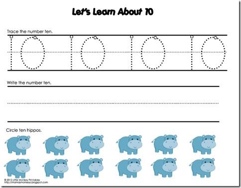 10 - hippos
