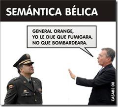 Casabe - Semántica Bélica