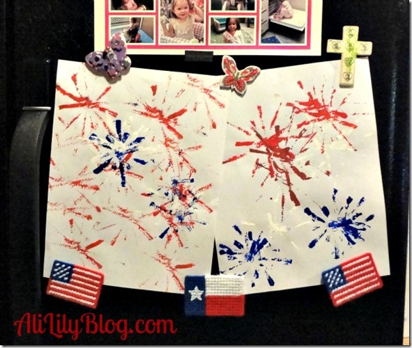 kids 4th of july craft