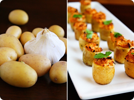 Mini Potato Appetizers