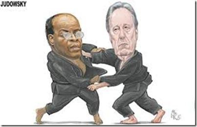 Barbosa e Lewandowiski