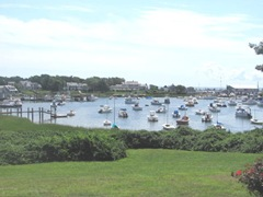 Cape Cod harbor 2