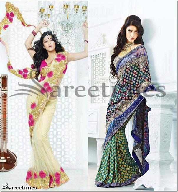 Shruti_Hassan_Saree
