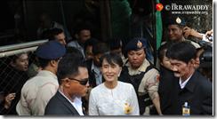 Suu Kyi Mae La