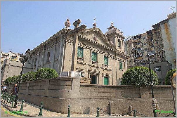 圣安多尼教堂(花王堂)