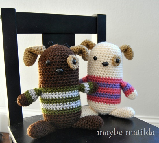 Amigurumi Dogs