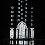 Intérieur de la Mosquée Hassan II