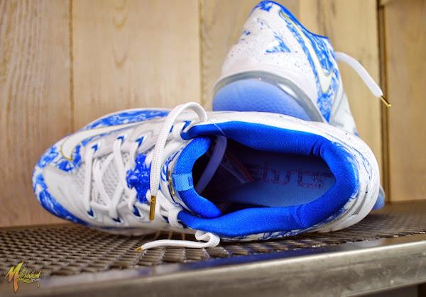 Closer Look at the Nike Max LeBron 11 Low China