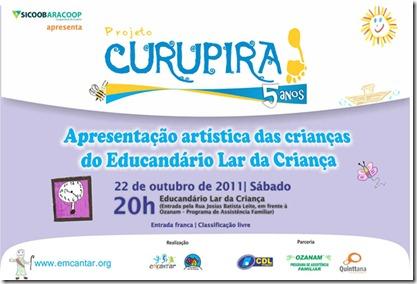 Flyer Curupira 2011