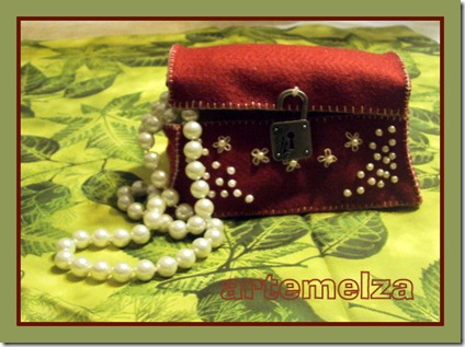 artemelza - baú porta-joias