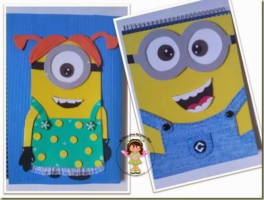 Caderno Minios