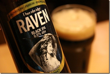 Thornbridge-Raven-label