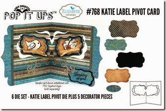 Katie Label Pivot Card