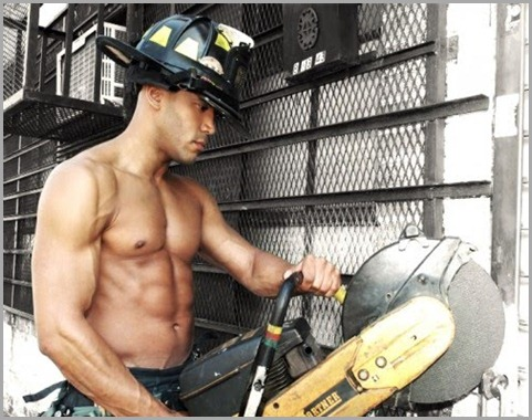 Firefighters Calendar 2011- 6