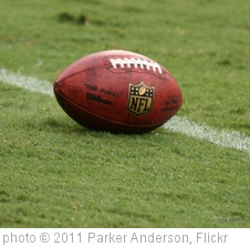 'NFL' photo (c) 2011, Parker Anderson - license: http://creativecommons.o