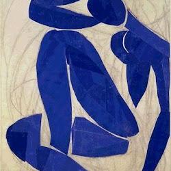 05.- Matisse. Desnudo azul