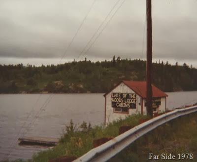 Lake of the Woods Cabins 1978