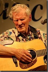 Doc Watson Hospitalized in Critical Condition