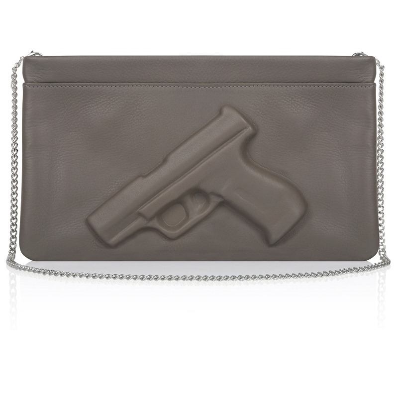 Clutch Gun, Vlieger & Vandam, Guardian Angel, Guardian Angel Bags, V & V, Bag