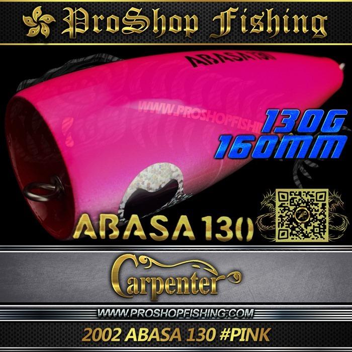 carpenter 2002 ABASA 130 #PINK.1