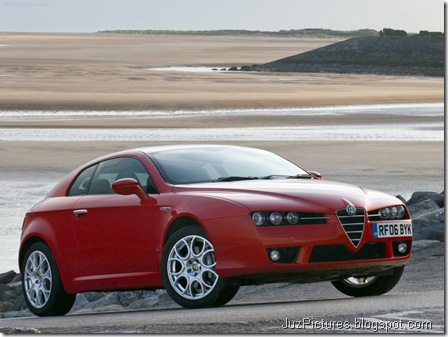 Alfa Romeo Brera UK Version6