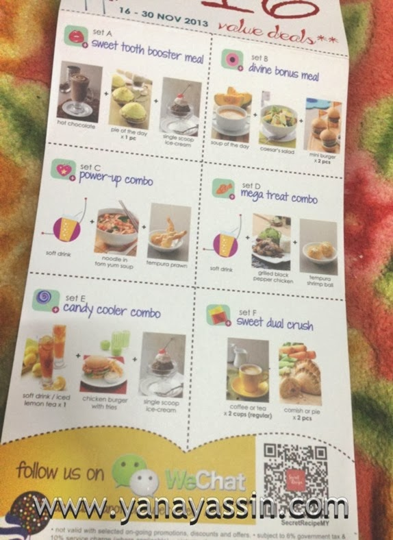 Wechat Secret Recipe  145