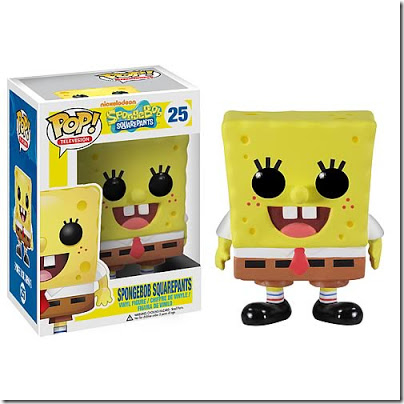 Funko Pop! Spongebob