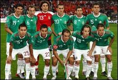 México enfrenta a Israel en partido amistoso