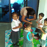 Pre Primary on 25th July-GDA Sevasi