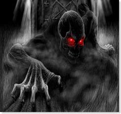 Evil Graphic