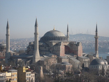 Aya Sofya Turkey