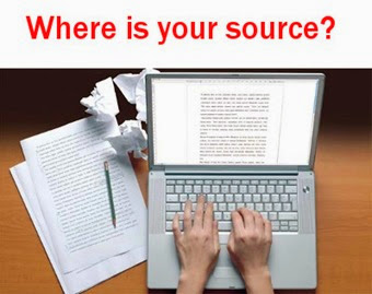 Where is your source