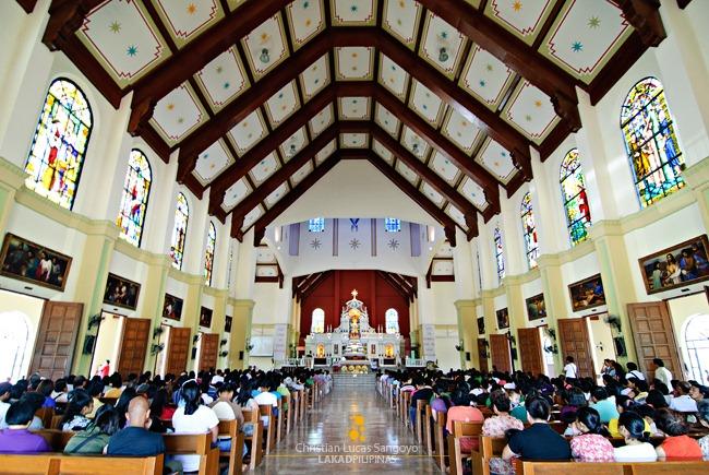 Basilica Minore de Peñafrancia Naga City