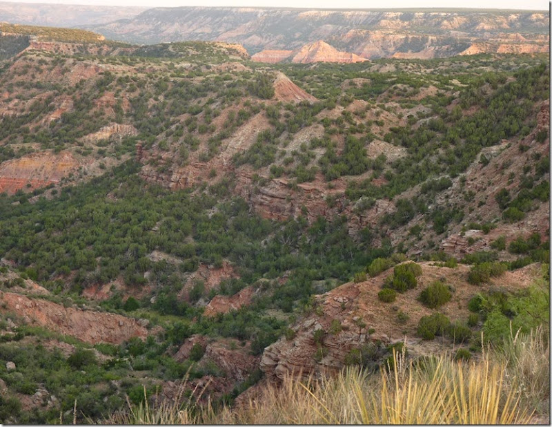Paulo Duro Canyon S.P TX
