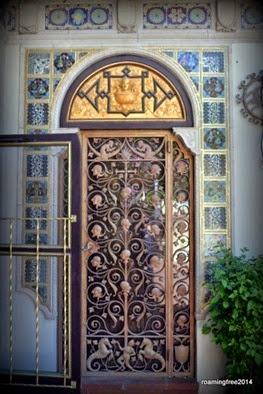 Guest Cottage Door