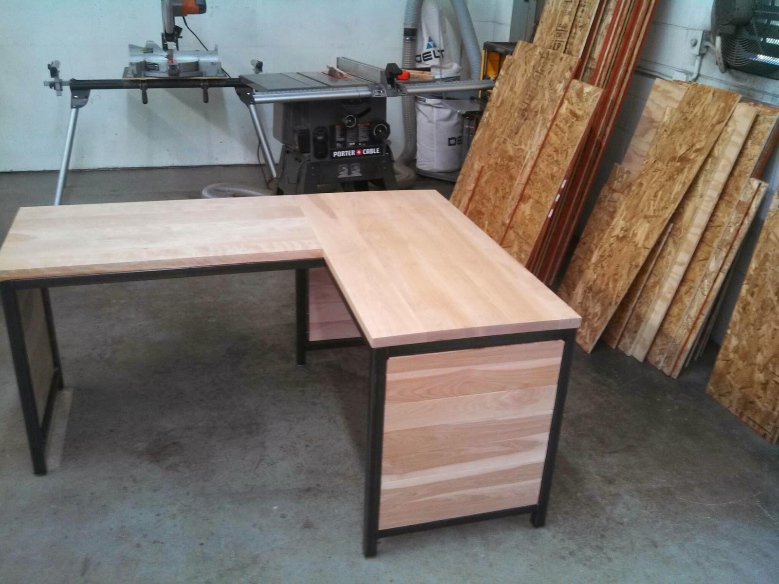 Real Industrial Edge Furniture llc: Office desk