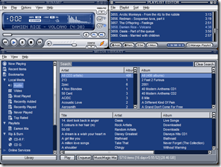 Winamp Application Detecto
